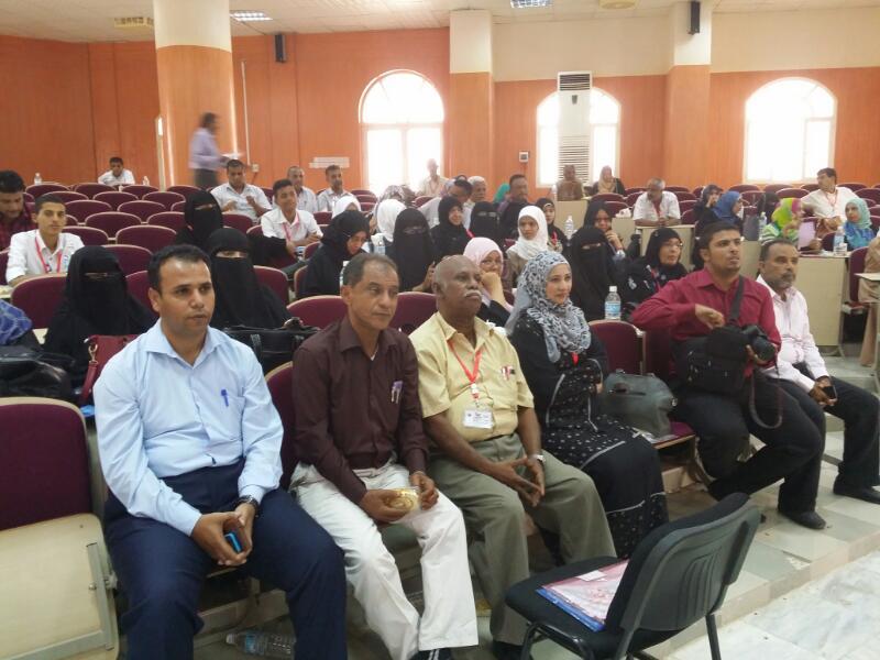 مكتب التربية عدن يختتم أعمال ورشة تقييم الاختبارات العامة للصف التاسع
