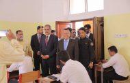 رئيس الوزراء يدشن امتحانات الثانوية العامة بعدن والمحافظات المحررة