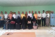 فريق التوجيه التربوي بالوزارة يزور مديرية غيل باوزير