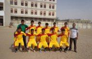 انطلاق البطولة الرياضية المدرسية لكرة القدم على مستوى محافظة مأرب