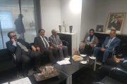 د.عبدالله لملس يشارك في اجتماعات المؤتمر 13 للإيسيسكو في الرباط