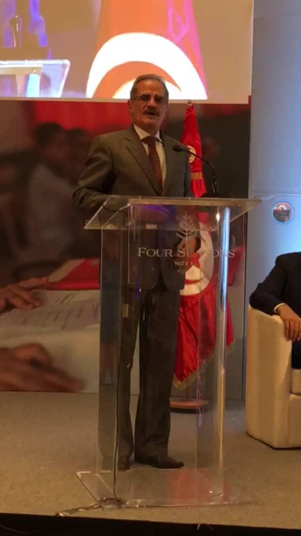 فيما أعمال المنتدى العالمي لتغذية الطفل في نسخته 20 بتونس تتواصل لليوم الثاني  وزير التربية لملس: حرم 1.9 مليون طفل من التعليم وما يقارب 2.000 مدرسة أساسية وثانوية تضررت من الحرب