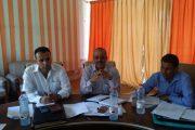 الدكتور صالح الصوفي يشارك في الدورة الرابعة والثمانين للمجلس التنفيذي لمكاتب التربية بمسقط