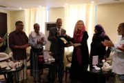 وزارة التربية والتعليم تكرم المديرة الإقليمية للتغذية المدرسية ببرنامج الغذاء العالمي في الشرق الاوسط وشمال افريقيا