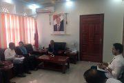 وزارة التربية والتعليم توقع اتفاقية تعاون مع منظمة الانقاذ الدولية IRC بعدن