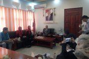 وزير التربية د. عبدالله لملس يلتقي وفد المجلس النرويجي بعدن