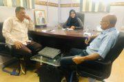 لقاء بين وزارتي التربية والشباب والرياضة بعدن يبحث سبل التعاون المشترك بين الوزارتين
