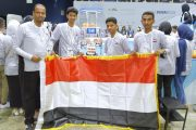 اليمن تحصد المركز الرابع عربيا و 21 عالميا من اصل 190 دولة ببطولة الروبوت بدبي بممثليها مدارس بن محفوظ وأكاديمية الموهوبين بحضرموت