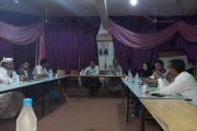 مكتب عام التربية والتعليم م/مأرب يلتقي بمنظمات شركاء التعليم