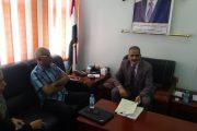وزير التربية د. عبدالله لملس يوقع اتفاقيتين مع منظمة رعاية الاطفال (save the children) بعدن