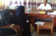 مدير مكتب التربية والتعليم لحج يلتقي رئيس مؤسسة آسيا للتنمية .