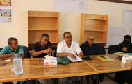 الدكتور الزعوري يدشن الدورات التدريبية لبرنامج التغذية المدرسية للمديريات المضافة