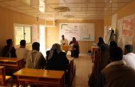 الدكتور الزعوري يحضر اختتام الدورة التدريبية لمجالس الآباد لمدرستي بئرفضل ودارالسلام