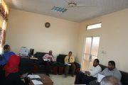 فريق الطوارئ بوزارة التربية والتعليم لمواجهة فيروس كورونا يناقش تجهيز خطة التعليم البديلة بعدن