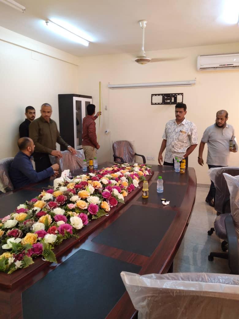 وزارة التربية والتعليم تبدأ بتنفيذ مشروع مركز المعلومات الوزاري