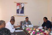 وكيل الوزارة رئيس اللجنة العليا للاختبارات عبدون يترأس اجتماعا لمدراء الدوائر في الإدارة العامة للاختبارات بوزارة التربية والتعليم