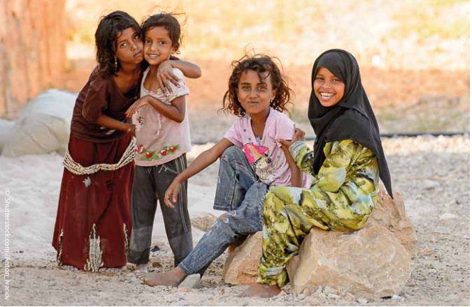 اليونسكو تدعم التعليم في اليمن يتمويل من مركز الملك سلمان للإغاثة والأعمال الإنسانية