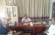 الدكتور الزعوري يلتقي بفريق التوجيه الوزاري