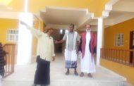 بن عليان في زيارة لمديرية سيحوت