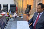 وزير التربية العكبري يشارك في المؤتمر الاستثنائي لمكتب التربية العربي لدول الخليج