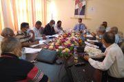 اللجنة العليا للاختبارات في وزارة التربية والتعليم تعقد اجتماعها الثاني بعدن