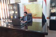 نائب وزير التربية د.العباب يفتتح بالاتصال المرئي الملتقى الأول للتعليم باليمن في ظل حالات الطوارئ