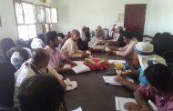اللجنة الفرعية للاختبارات بلحج تواصل اجتماعتها لمناقشة ترتيبات الامتحانات الوزارية