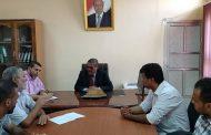 برئاسة د. باسليم قطاع المشاريع بوزارة التربية يعقد اجتماعه الدوري بعدن