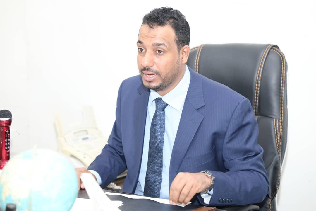 وزير التربية يعزي الوكيل عبدون في والده