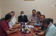 د.باسليم يوقع اتفاقية نقل وتوزيع مواد الوقاية من كوفيد 19