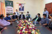وزارة التربية والتعليم توقع اتفاقية شراكة وتعاون مع مركز الملك سلمان للعودة للمدارس في (صعدة –حجة –البيضاء)